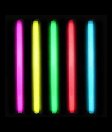 10 Inch Glow Sticks Multicolor