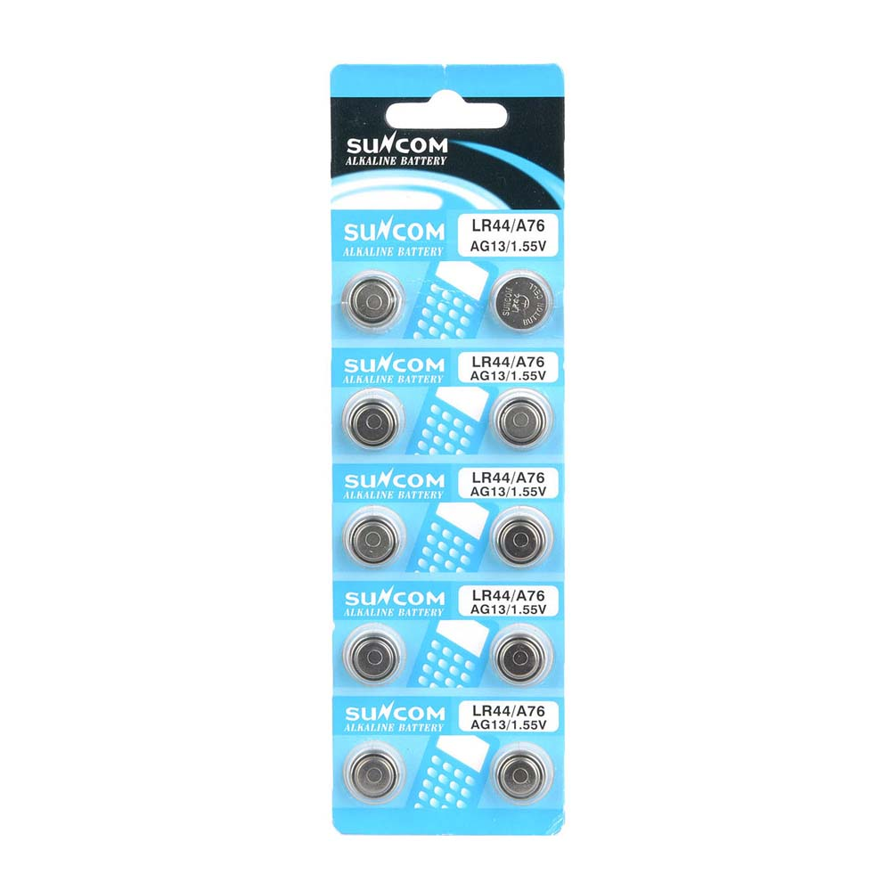 AG13 Batteries (pack Of 10)