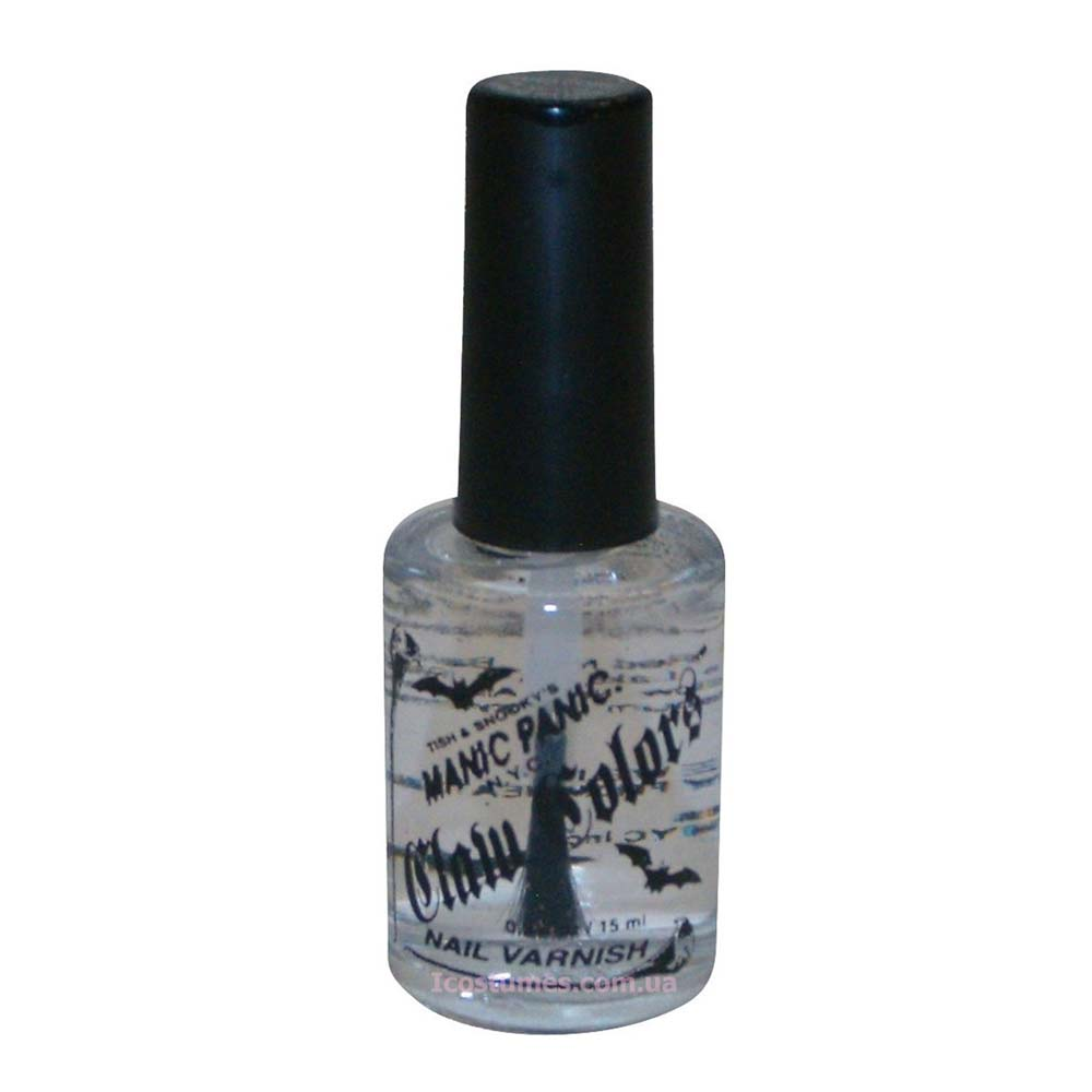 Nail Polish – Clear Coat