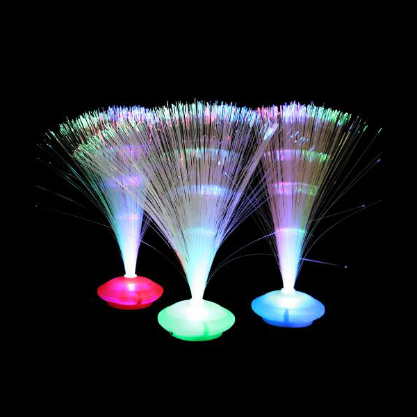 Fiber Optic UFO Party Centerpiece